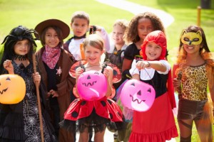 Keeping Your Kids Safe for Halloween