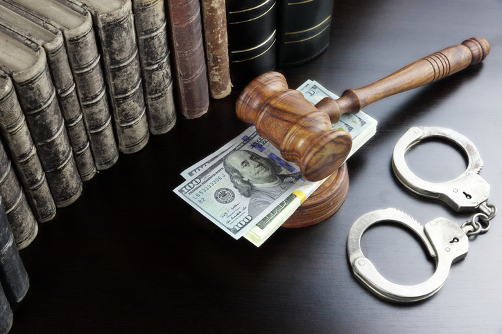 how to find someone's bail amount in Dallas