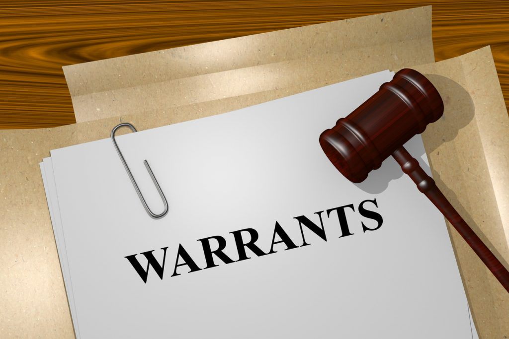 Basics of Arrest Warrant